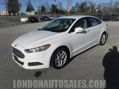 2014 Ford Fusion for sale in London, KY