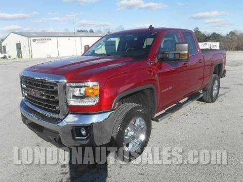 2019 GMC Sierra 2500HD for sale in London, KY
