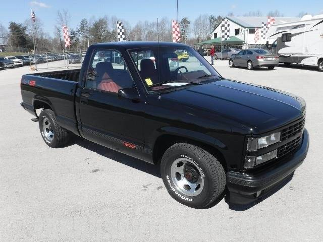 1990 Chevrolet C/K 1500 Series 2dr C1500 454SS Standard Cab SB In