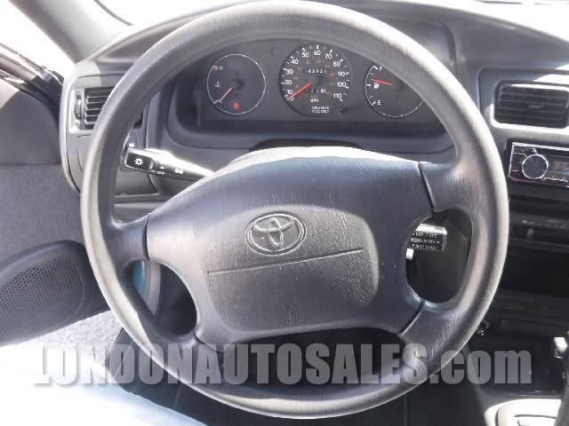 1993 Toyota Corolla DX 4dr Sedan In London KY - London Auto Sales LLC