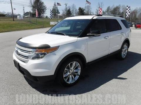 2014 Ford Explorer for sale in London, KY