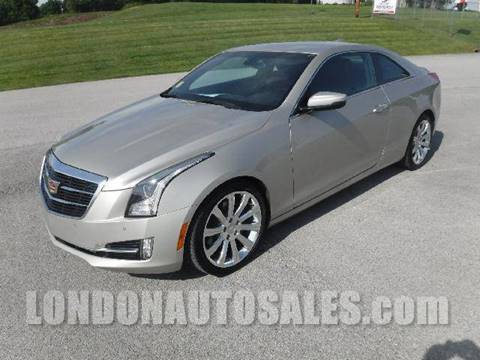 2015 Cadillac ATS for sale in London, KY