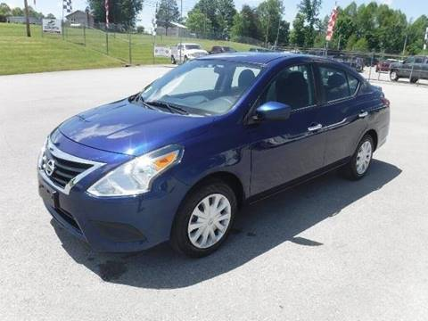 2018 Nissan Versa for sale in London, KY