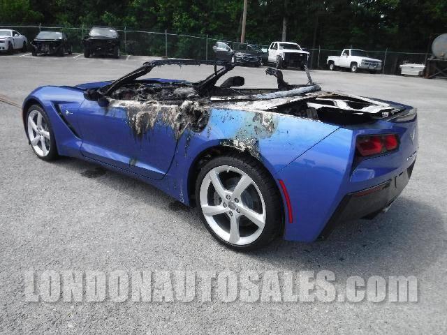 Car Lots In London Ky >> 2019 Chevrolet Corvette Stingray 2dr Convertible w/2LT In London KY - London Auto Sales LLC