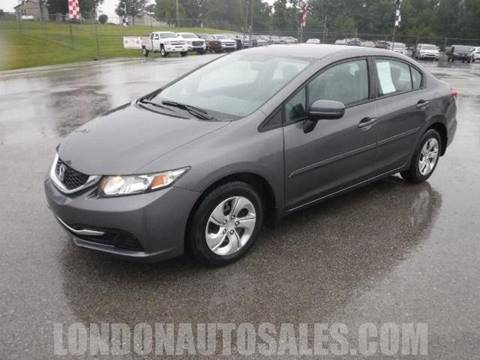 2015 Honda Civic for sale in London, KY