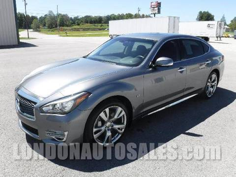 2019 Infiniti Q70L for sale in London, KY