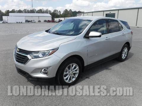 2018 Chevrolet Equinox for sale in London, KY