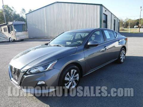 2019 Nissan Altima for sale in London, KY