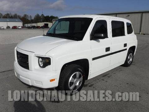 Mv 1 For Sale >> 2015 Am General Mv 1 Mobility Van For Sale In London Ky