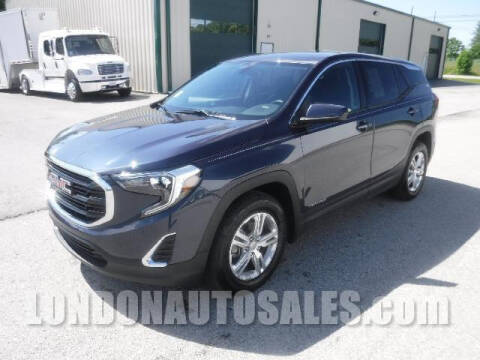 2019 GMC Terrain for sale at London Auto Sales LLC in London KY