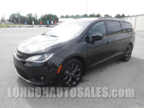2019 Chrysler Pacifica for sale at London Auto Sales LLC in London KY