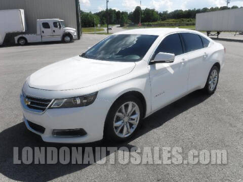2017 Chevrolet Impala for sale at London Auto Sales LLC in London KY