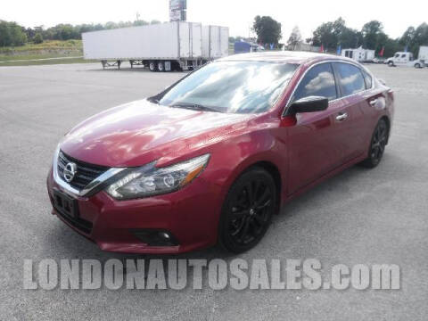 2017 Nissan Altima for sale at London Auto Sales LLC in London KY
