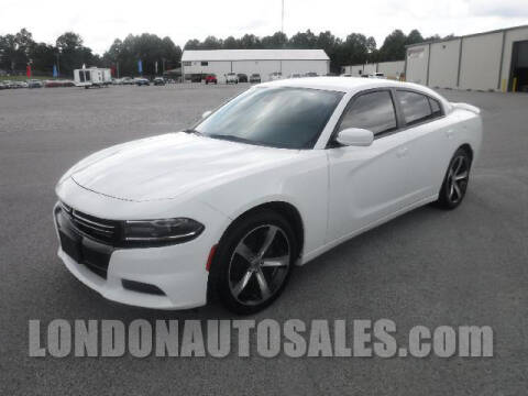 2017 Dodge Charger for sale at London Auto Sales LLC in London KY