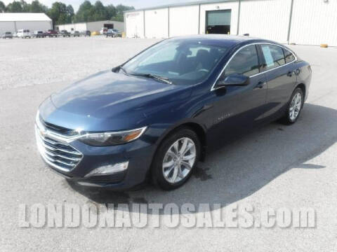 2019 Chevrolet Malibu for sale at London Auto Sales LLC in London KY