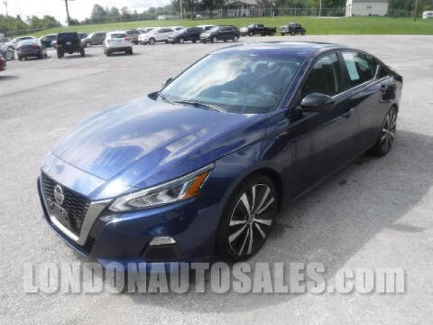 2019 Nissan Altima for sale at London Auto Sales LLC in London KY
