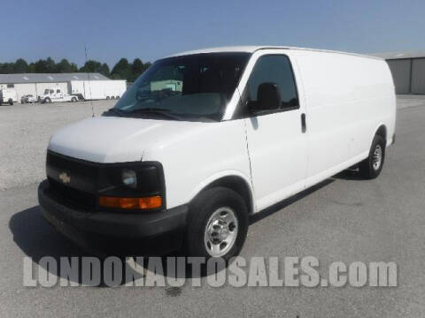 2011 Chevrolet Express Cargo for sale at London Auto Sales LLC in London KY