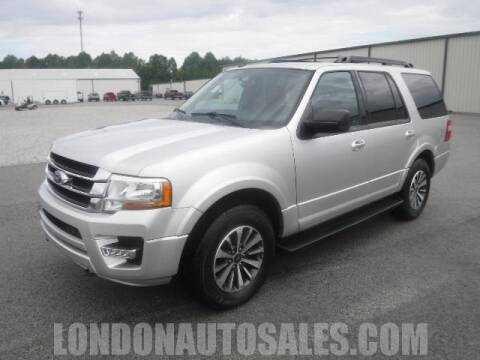 2016 Ford Expedition for sale at London Auto Sales LLC in London KY