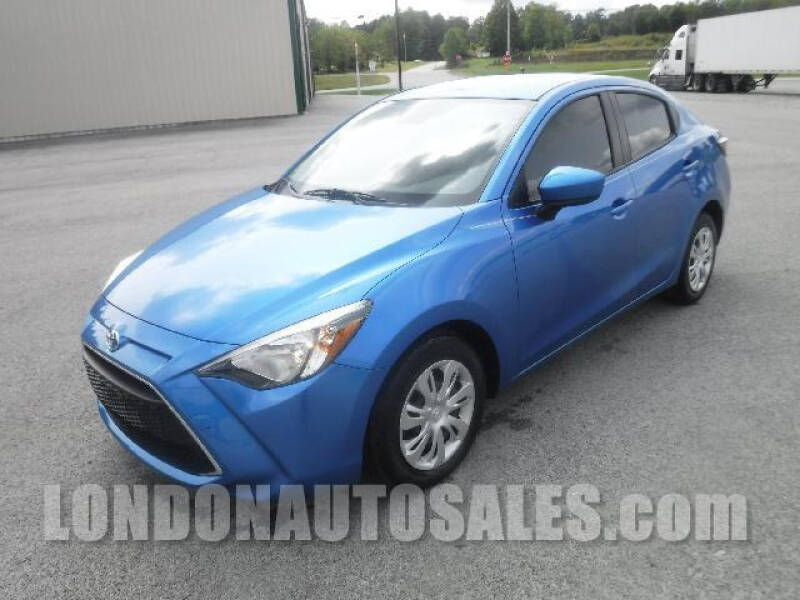 2019 Toyota Yaris for sale at London Auto Sales LLC in London KY