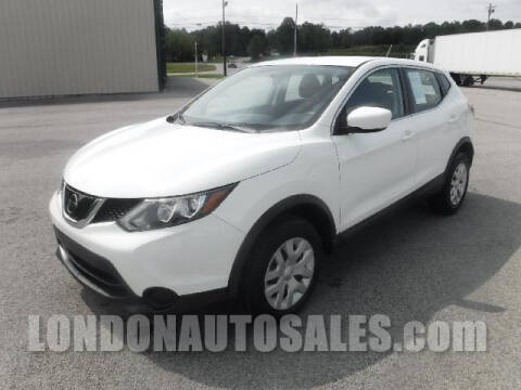 2019 Nissan Rogue Sport for sale at London Auto Sales LLC in London KY