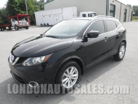 2017 Nissan Rogue Sport for sale at London Auto Sales LLC in London KY
