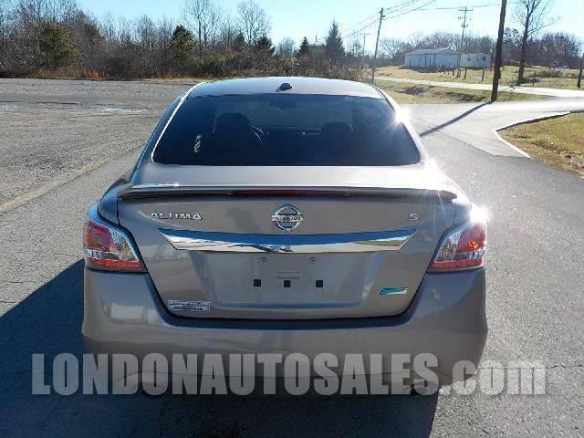 2014 Nissan Altima 2.5 S 4dr Sedan - London KY