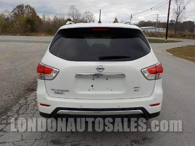 2013 Nissan Pathfinder 4x4 SV 4dr SUV - London KY