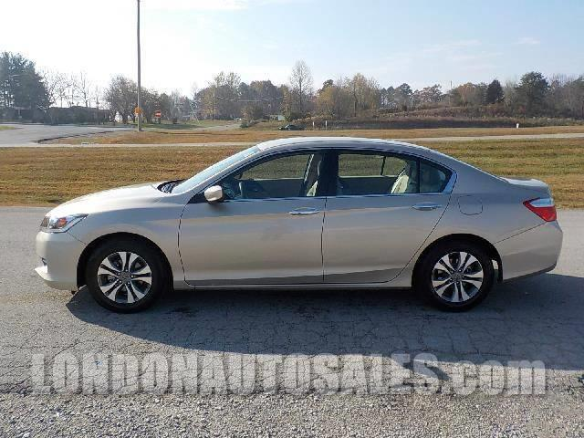 2015 Honda Accord LX 4dr Sedan CVT - London KY