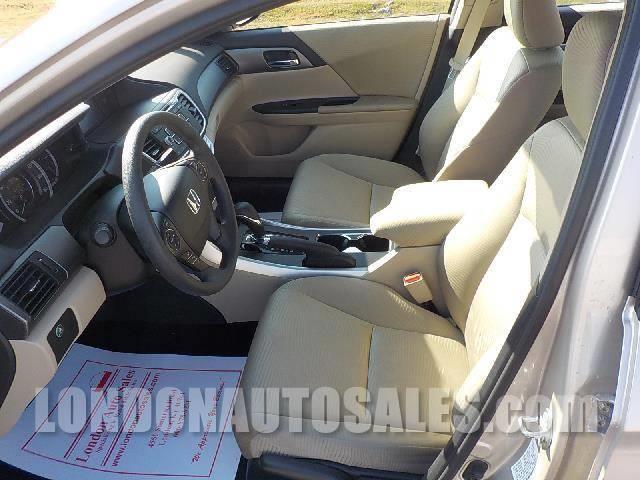 2015 Honda Accord LX 4dr Sedan CVT - London KY