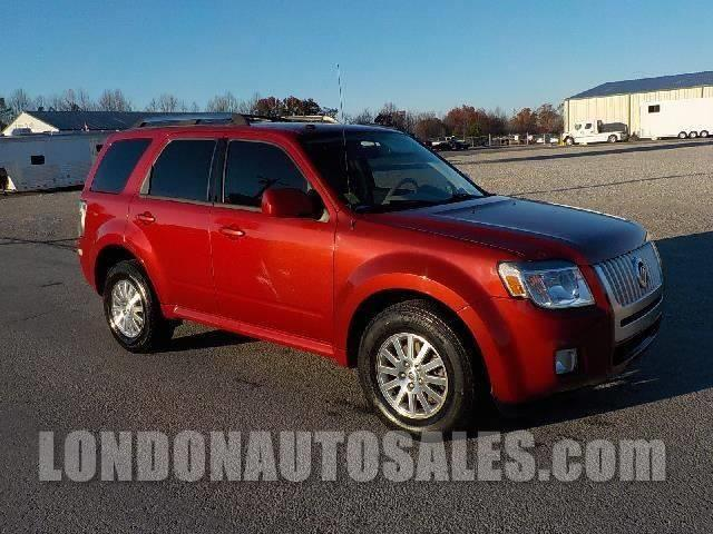 2011 Mercury Mariner Premier V6 4dr SUV - London KY