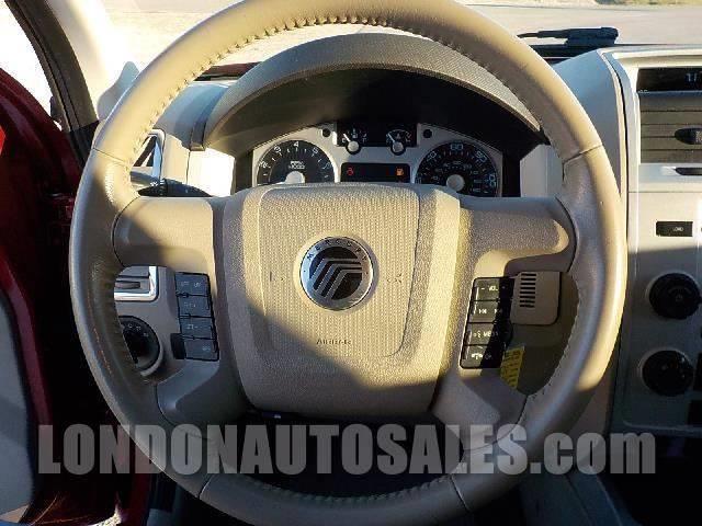 2011 Mercury Mariner Premier V6 4dr SUV - London KY