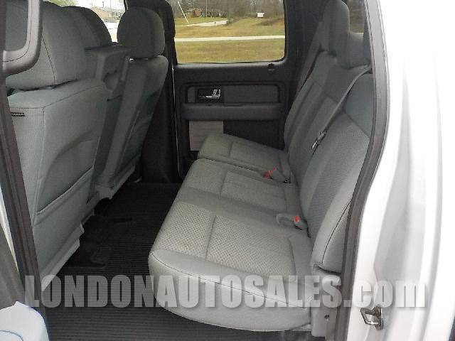 2013 Ford F-150 4x2 XLT 4dr SuperCrew Styleside 5.5 ft. SB - London KY