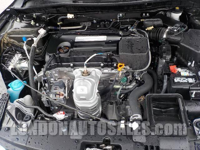 2014 Honda Accord LX 4dr Sedan CVT - London KY