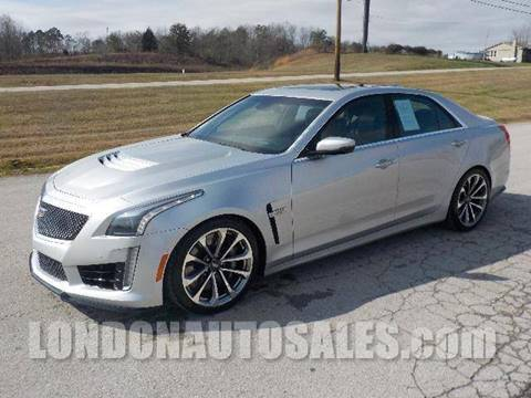 2016 Cadillac CTS-V for sale in London, KY