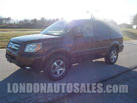 2008 Honda Pilot for sale in London, KY