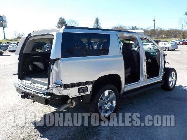 2017 Chevrolet Suburban 4x4 LT 1500 4dr SUV - London KY