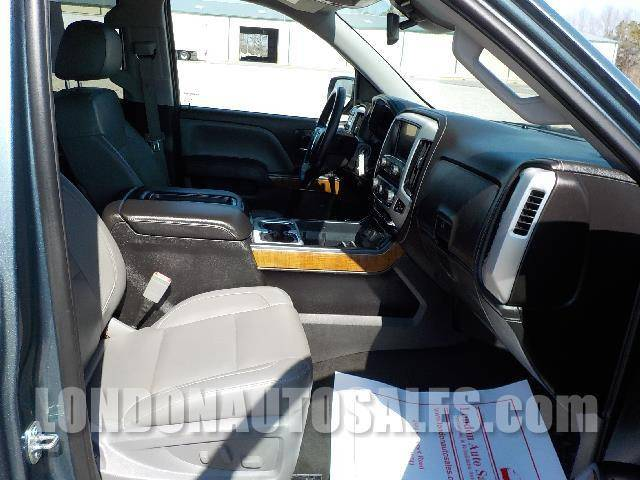 2014 GMC Sierra 1500 4x2 SLT 4dr Crew Cab 5.8 ft. SB - London KY