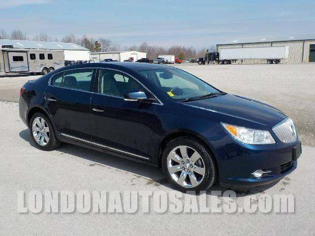 2012 Buick LaCrosse Premium 1 4dr Sedan - London KY