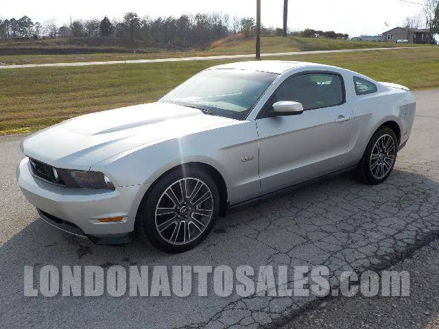 2012 Ford Mustang GT 2dr Coupe - London KY