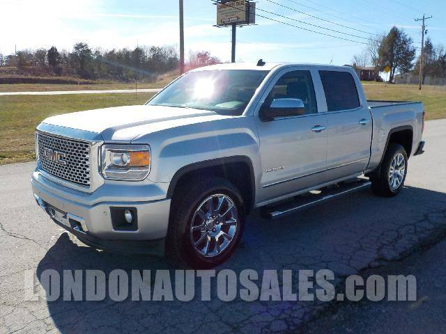 2014 GMC Sierra 1500 4x2 Denali 4dr Crew Cab 5.8 ft. SB - London KY