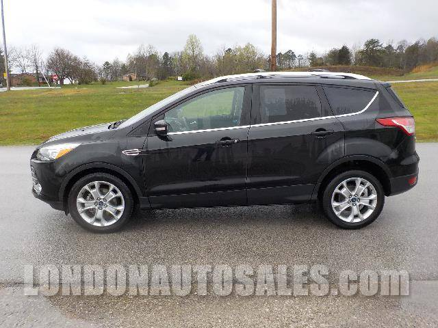 2015 Ford Escape Titanium 4dr SUV - London KY
