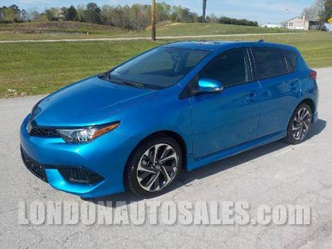 2016 Scion iM for sale in London, KY