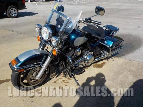 2013 Harley-Davidson Road King for sale in London, KY