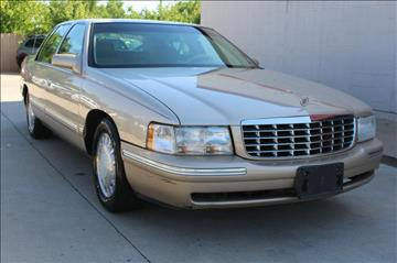 1997 Cadillac DeVille for sale in Oklahoma City, OK