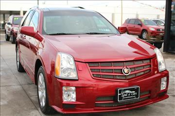 2008 Cadillac SRX for sale in Warr Acres, OK
