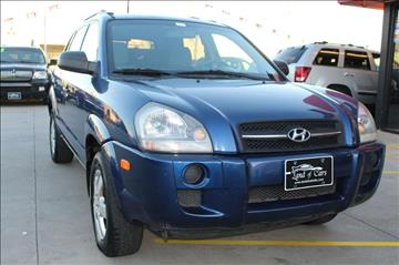 2007 Hyundai Tucson for sale in Warr Acres, OK