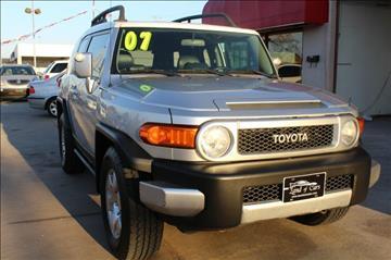 2007 Toyota FJ Cruiser for sale in Warr Acres, OK