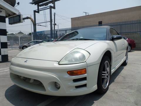2004 Mitsubishi Eclipse Spyder for sale in Los Angeles, CA