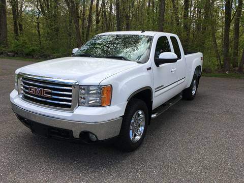2008 GMC Sierra 1500 for sale at Lou Rivers Used Cars in Palmer MA