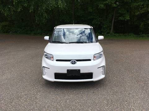 2014 Scion xB for sale at Lou Rivers Used Cars in Palmer MA